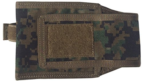 Fire Force M-4 Collapsible Stock Buttstock Mag Pouch Made in USA (MARPAT Woodland)