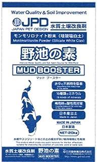 モンモリロナイト粘土粉末 日本動物薬品 野池の素 20kg入