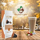 VERO, 'Hazelnut' Coffee Capsules Pack, Intensity 6 of 12, Nespresso Compatible Coffee Capsules