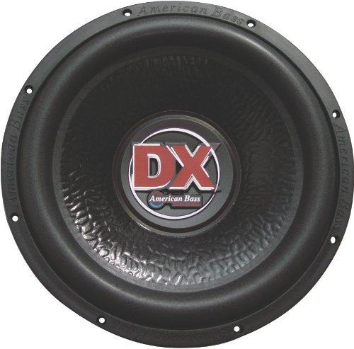 American BassDx15 Woofer 15 Inch 1000W Max