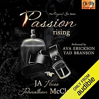 Passion Rising cover art