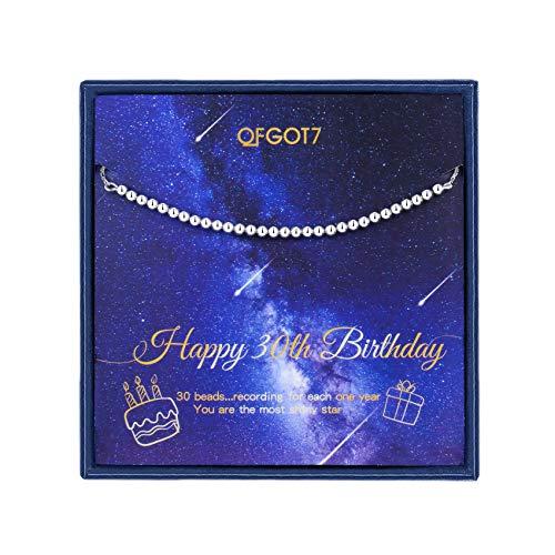 OFGOT7 30th Birthday Gifts for Women