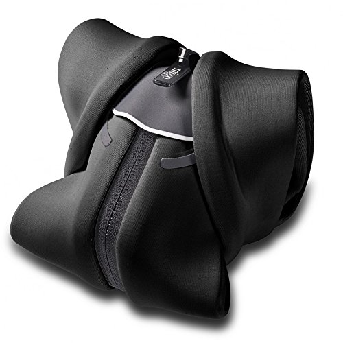Wrist Camera Strap For Mirrorless Camera White & Black Padded Carry Camera Case