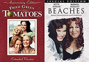 Forever Friends/ Friends Forever: Beaches (Special Edition) & Fried Green Tomatoes (Anniversary Edition) (DVD Bundle/ 2 Feature Films)
