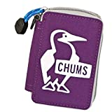 (チャムス) CHUMS エコキージップケース CH60-2486 (P001:パープル)
