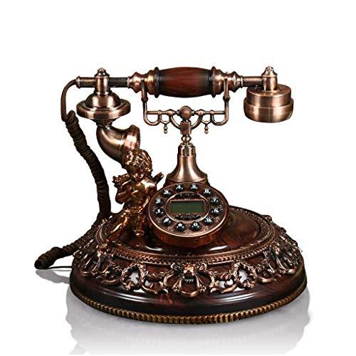 Téléphone fixe GAOLILI de Style européen Téléphone rétro de Bureau de Maison créatif de Mode européen