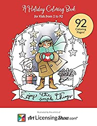 92 Pages Of Free Holiday Coloring Something To Cherish Artwork