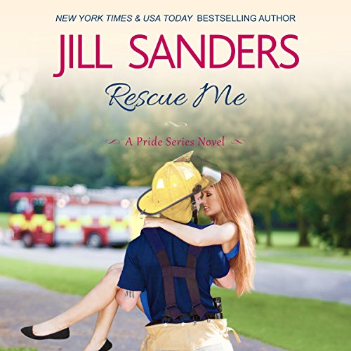 Rescue Me audiobook cover art