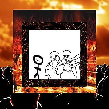 Ese maje es un testigo del fin del mundo (feat. lilkennethlil)
