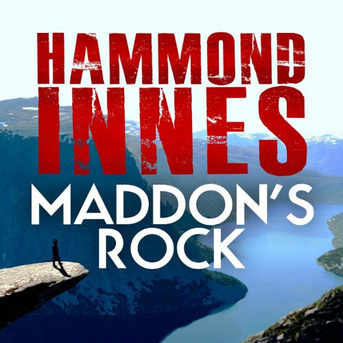 Maddon's Rock audiobook cover art