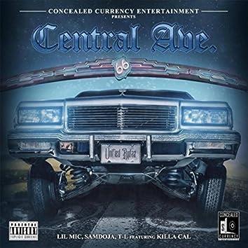 Central Ave. (feat. Killa Cal)