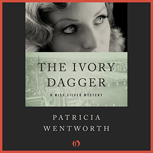 The Ivory Dagger cover art