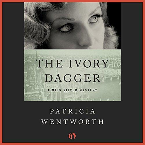 The Ivory Dagger audiobook cover art