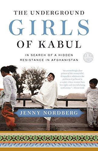 The Underground Girls of Kabul: In …