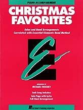 Essential Elements Christmas Favorites: Piano Accompaniment (Essential Elements Band Method)