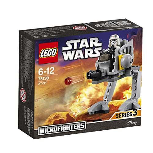 Lego, Star Wars Microfighters Series AT-DP (75130)