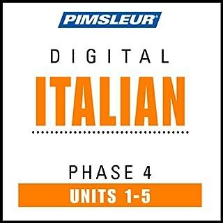 Italian Phase 4, Unit 01-05 Titelbild