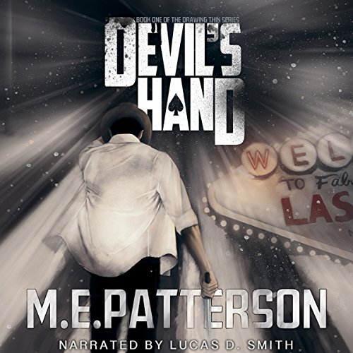 Devil's Hand audiobook cover art