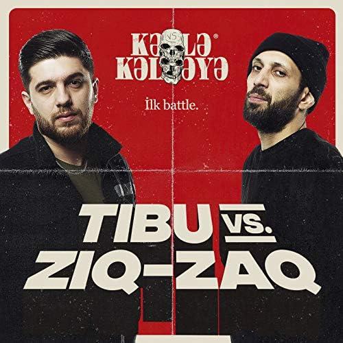 Kəllə-Kəlləyə feat. Tibu & Ziq Zaq