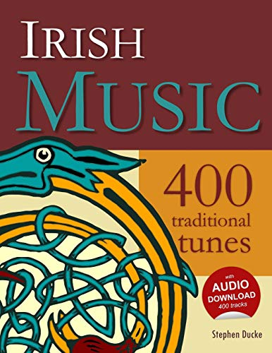 Irish Music - 400 Traditional Tunes