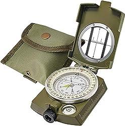 The Tritium Lensatic Compass