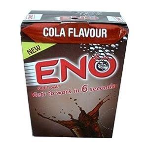 Eno Fruit Salt Cola Flavour - 30 Sachets X 5 Grams Each