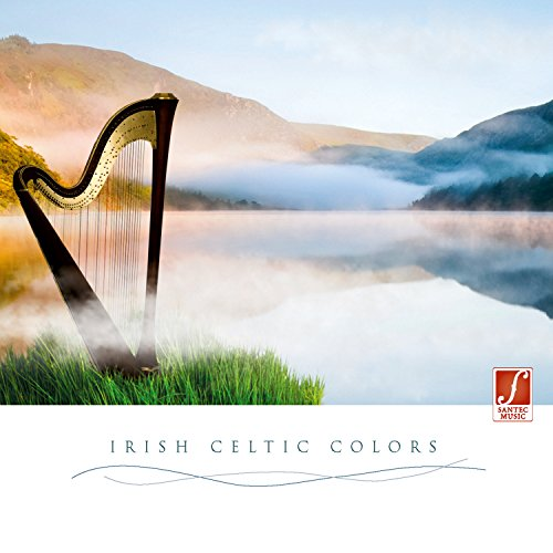 CD Irish Celtic Colors - Irish-Celtic feel-good music for relaxation