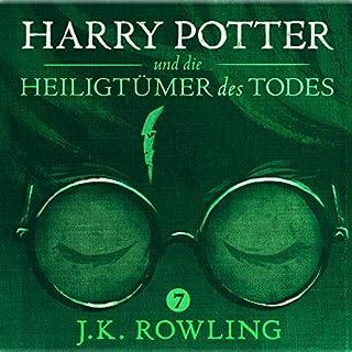 Harry Potter und die Heiligtümer des Todes Titelbild