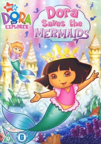 Dora The Explorer: Dora Saves The Mermaids [Edizione: Regno Unito] [Edizione: Regno Unito]