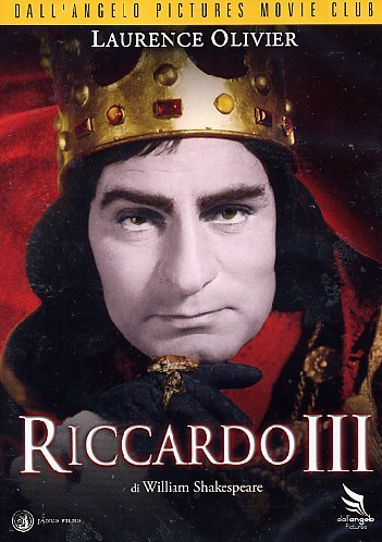 Riccardo III: Amazon.it: Laurence Olivier, John Gielgud, Claire Bloom,  Cedric Hardwicke, Ralph Richardson, Laurence Olivier, Laurence Olivier,  John Gielgud: Film e TV