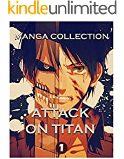 AttackOn: AttackOnTitanBest Manga Collection Vol 1 (English Edition)