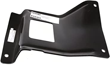 Bumper Bracket compatible with Ford F-Series Super Duty 05-07 Front Mounting Plate Steel Right Side