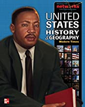 United States History and Geography: Modern Times, Student Edition (THE AMERICAN VISION: MOD TIMES)