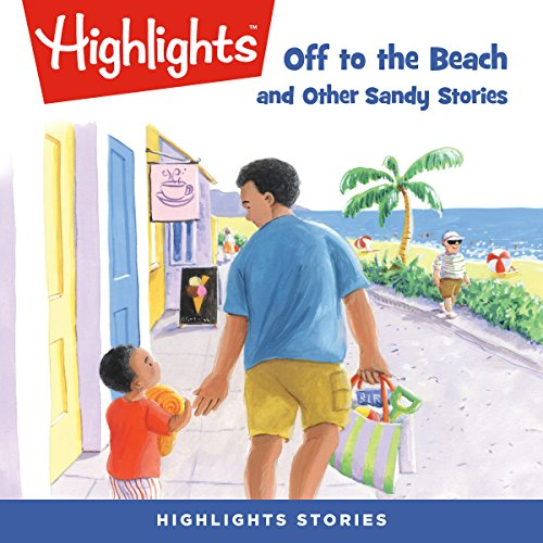 Off to the Beach and Other Sandy Stories copertina