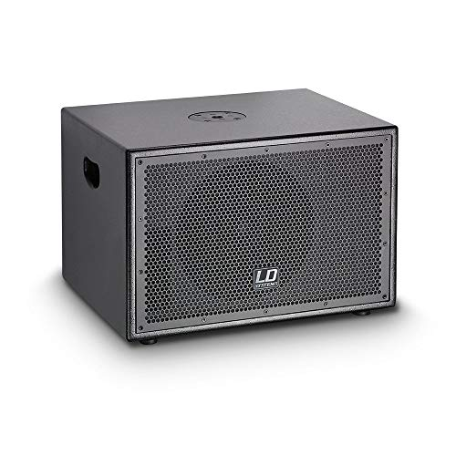 LD Systems New Installation Series Powered Subwoofer (25,4cm/10Zoll)