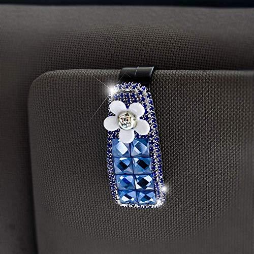 Roman Frames Car brillenkoker auto klem glazen houder autokaart sieraden decoratie (Color : C)