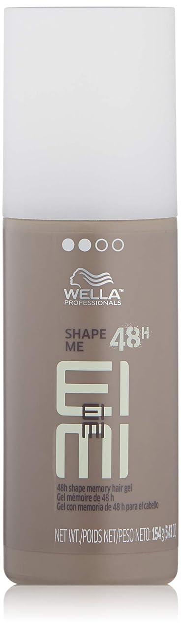 トランク特徴づける配当Wella EIMIミーシェイプ48H形状記憶ヘアージェル154グラム/ 5.43オンス 5.43オンス