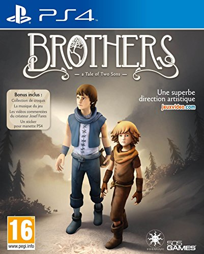 Brothers: A Tale Of Two Sons [Importación Francesa]