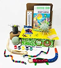 GreenKidCrafts Desert Science Discovery Box