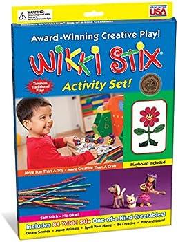Wikki Stix Activity Kit