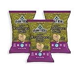 Vegan Rob's Plant Based Probiotic Cauliflower Puffs Certified Gluten Free Kosher(OU) Kosher 3.5 oz - 3 pack