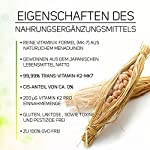 Vitamine K2 200 ?g (ménaquinone naturelle MK-7) (240 comprimés végétaliens) #1