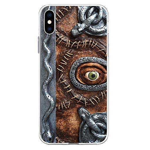 Compatible with iPhone Case Transparent Soft TPU Flexible Corver Case 11 Cover Book