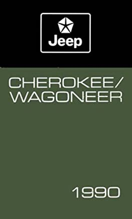 1986 Jeep Cherokee Wagoneer Owners Manual User Guide Reference ...
