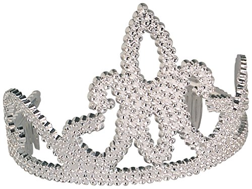 Rubie's Child'S Silver Princess Tiara Costume Accessory
