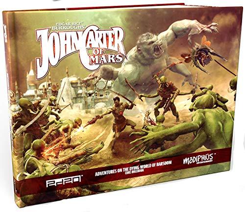 John Carter of Mars - Adventures on the Dying World of Barsoom