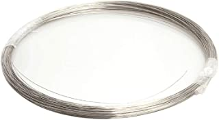 MHUI Stainless Steel Wire 304 Used for Frame Light Picture DIY,1.2mm1kg Weight: 35.27Oz Hard Diameter 1-3mm