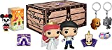 USA OFICIAL Disney Treasures Ever After Castle Funko Ariel Eric 2 Pack Wedding Gadgets Box