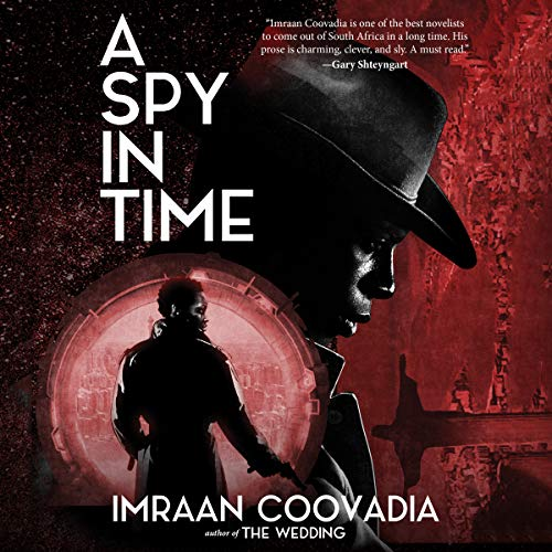 A Spy in Time audiobook cover art