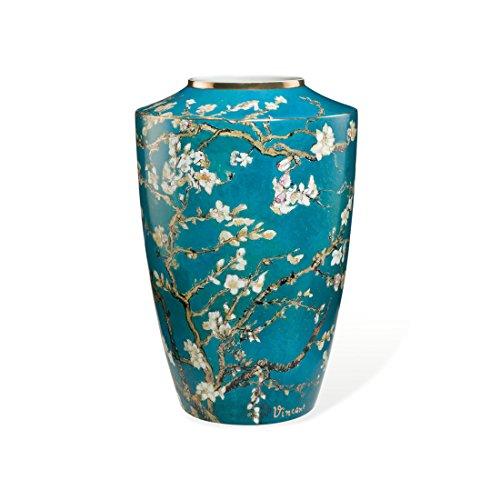 Goebel Porzellan Van Gogh Vase MANDELBAUM, H 24 cm - (66-539-61-0)